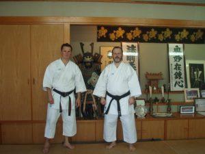 Kluby Slovenskej asociácie Ryusyokai Goju-ryu Karate